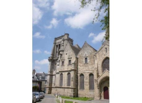 Basilique de Guingamp