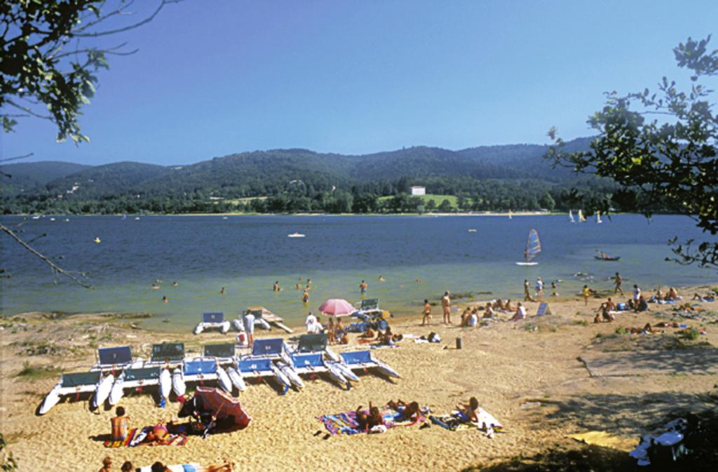 Saint ferrol, Lake