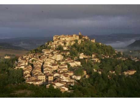 Cordes  sur Ciel, a medieval city to know, near Albi