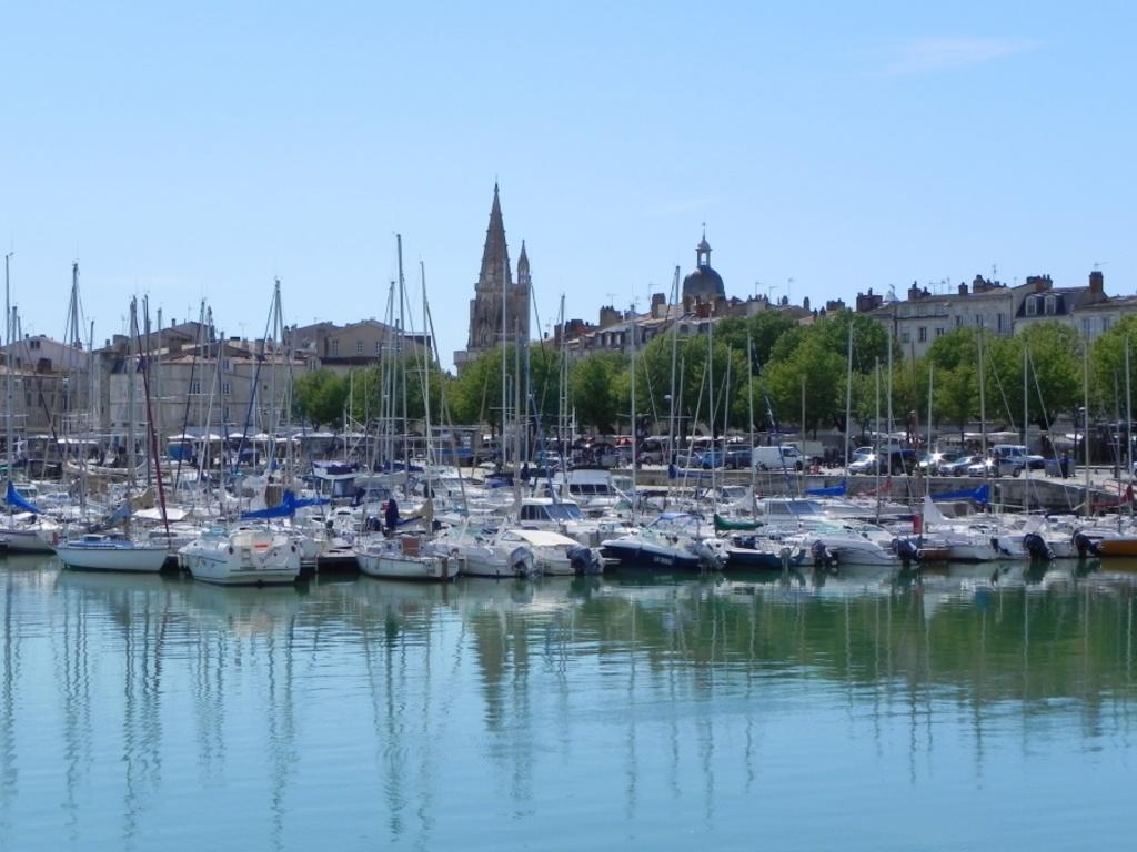 harbour, La Rochelle