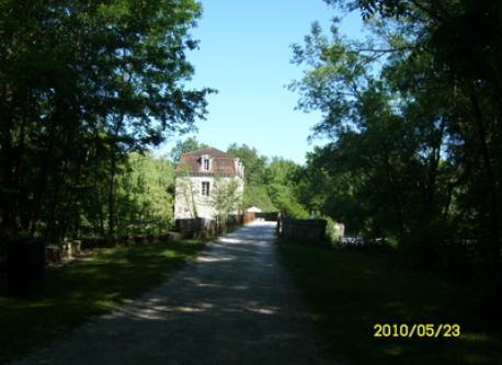 Le moulin d'Echoisy 4 km