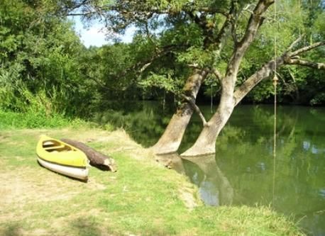 Swimming spot 2 km