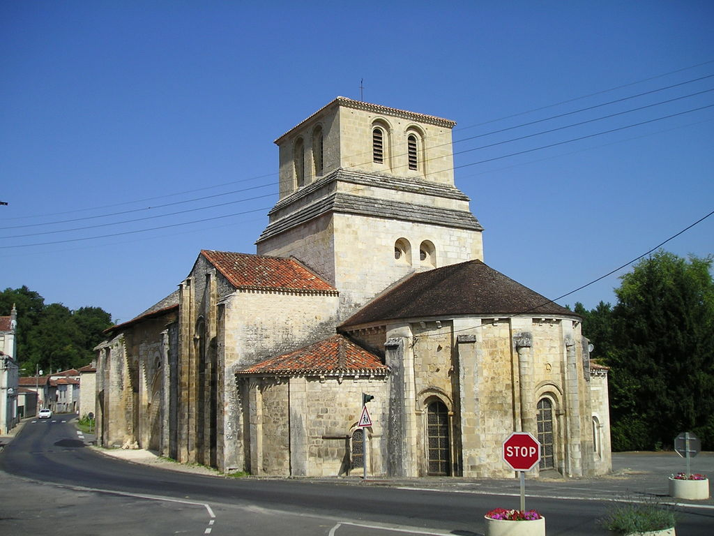 Lots of Roman Churches around