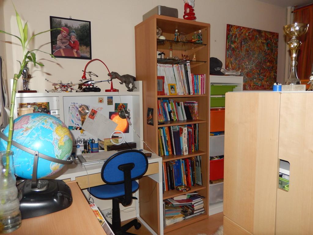 louka's bedroom