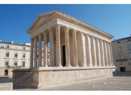 Nîmes 2 Maison Carrée