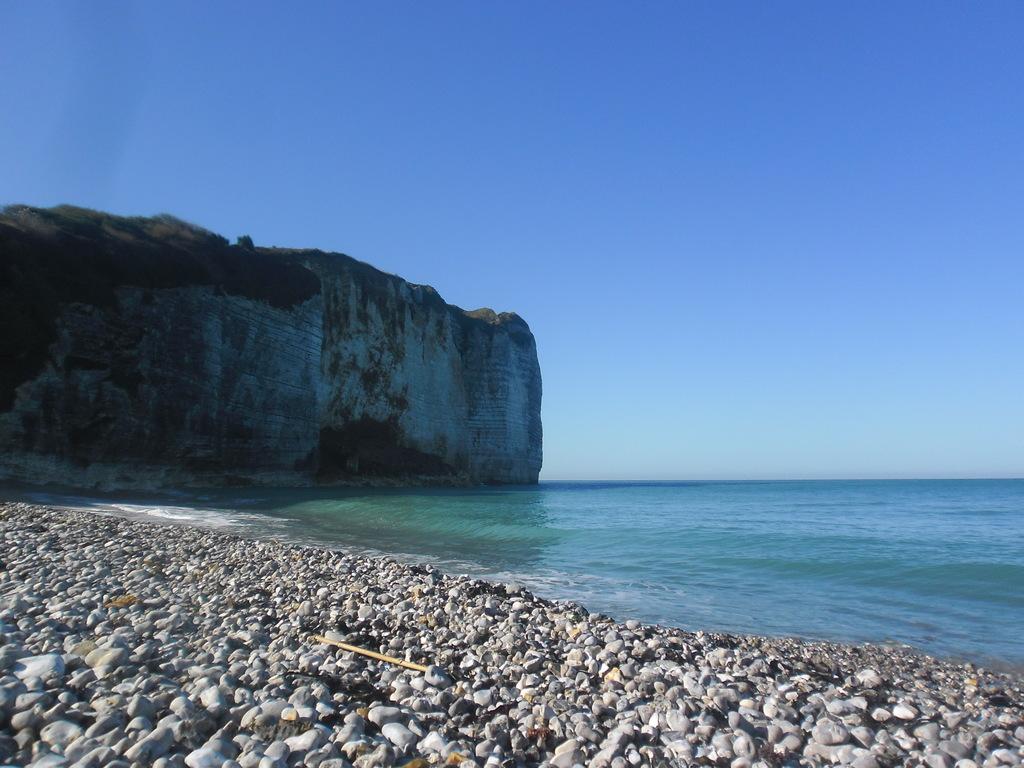 Our favorite beach : Vaucottes