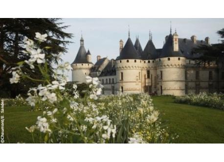 Chaumont sur loire castle