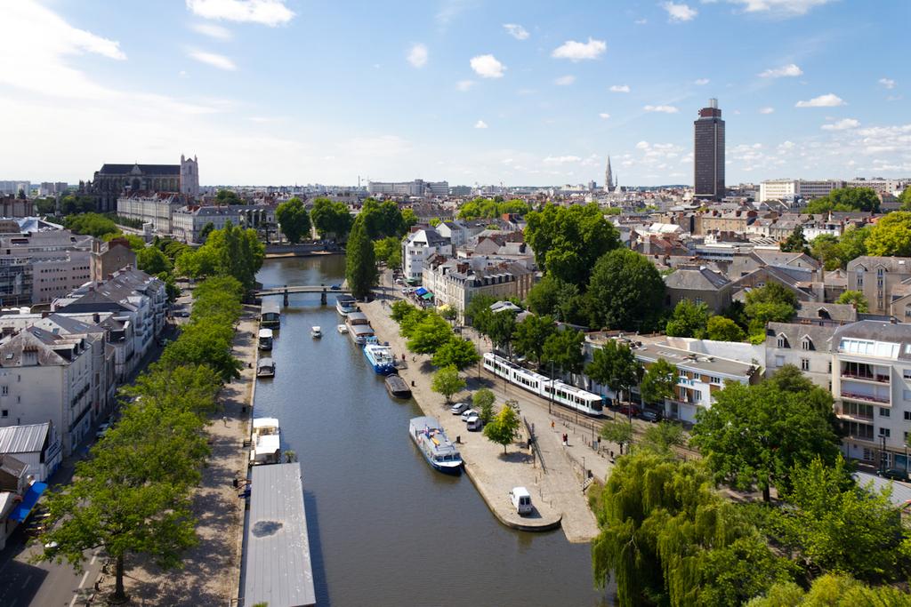 Nantes, 15 km