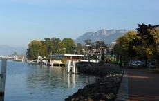 Evian port
