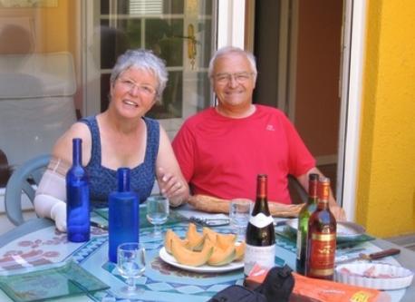 Nous, Waclawa et Jean-François