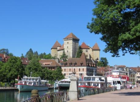 Annecy - The castle