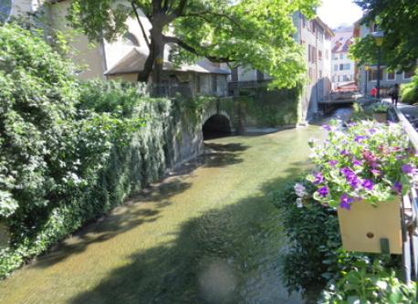 Annecy - Le Thiou