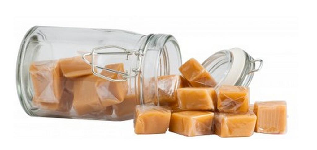 Caramels au beurre salé de Normandie