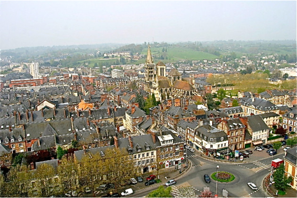 Lisieux, Capitale du Pays d'Auge