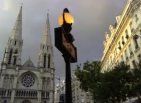 Eglise Saint Jean Baptiste de Belleville