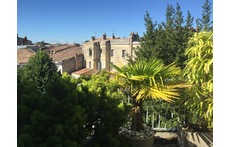 view from a terrace