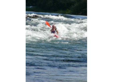 summer activities in the rivers around