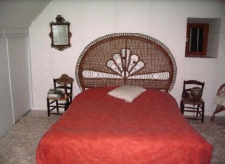 chambre lit 2places