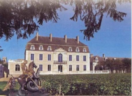 chateau du clos vougeot, grand cru bourgogne