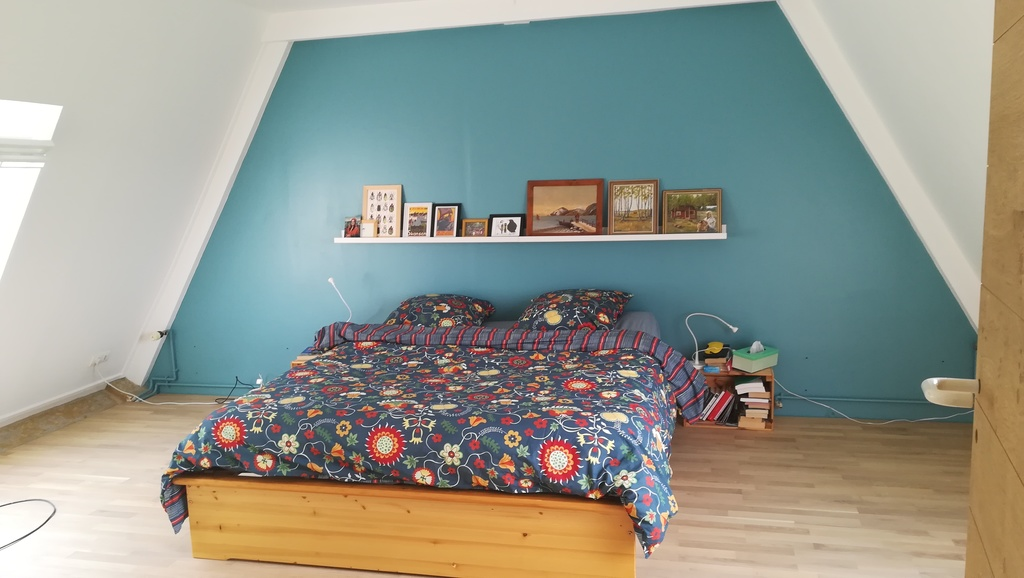 Our new bedroom