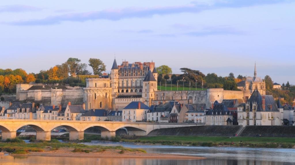 le château et la ville