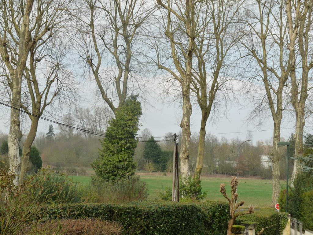 la vue sur la Loire