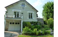 la maison année 1930 face à la Loire