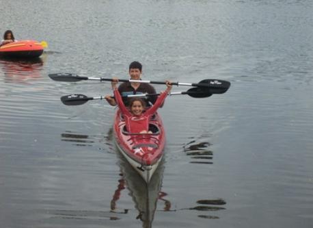 le kayak