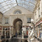 "Passage Pommeray"", a covered shopping arcade from the 19thcentury."