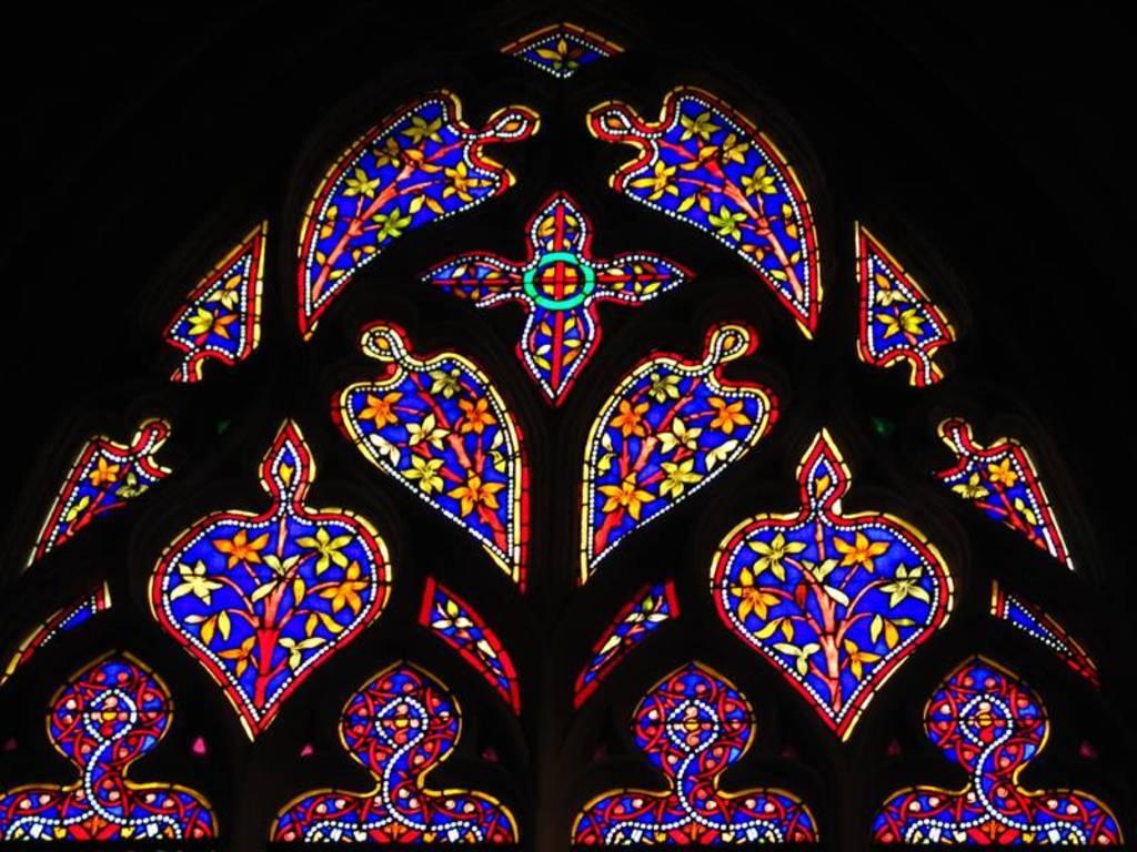 vitrail de la Cathédrale