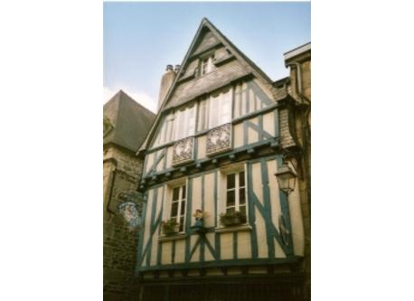 Old house in Quimper