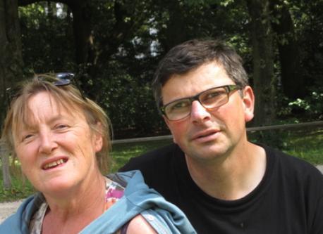 Joel 53 ans et Monique 53 ans