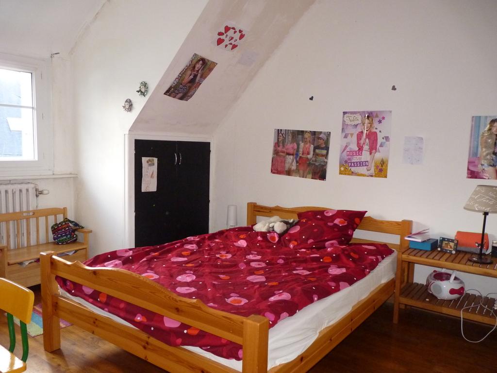 Maelle's bedroom