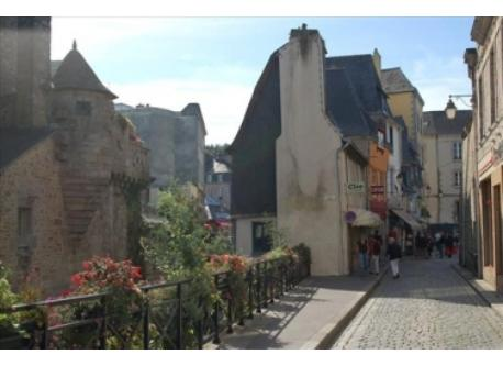 The old Quimper