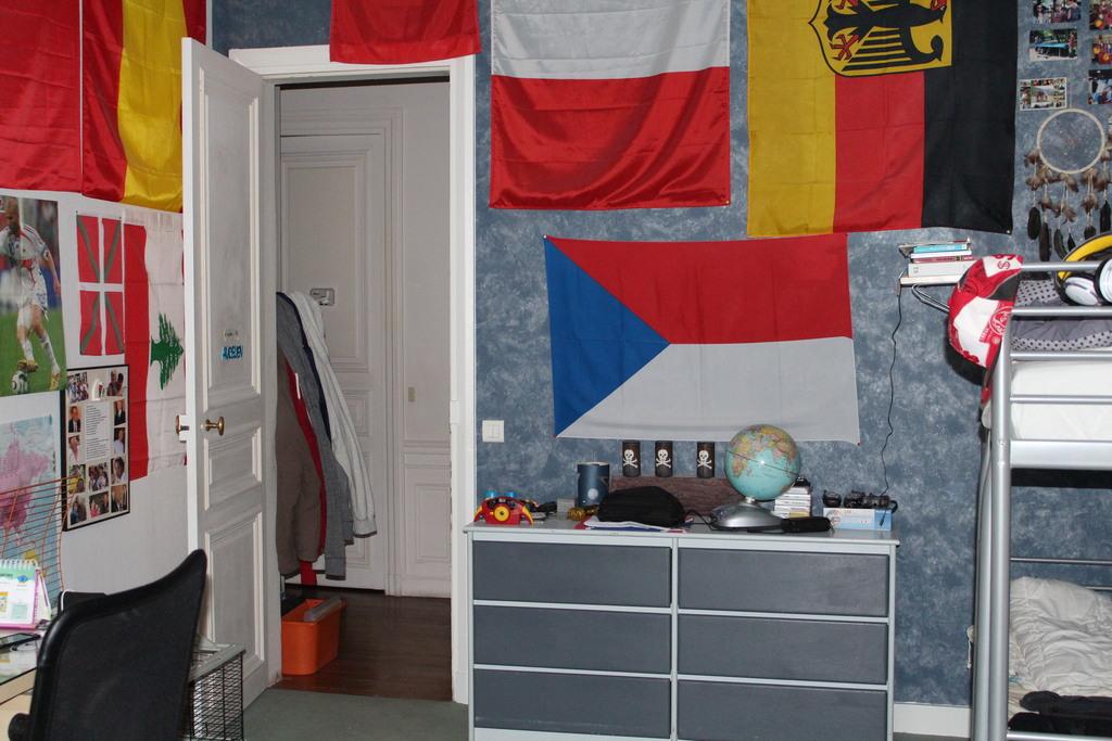 Aurelien's room