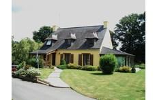 grande maison dans jardin de 3 500 m²