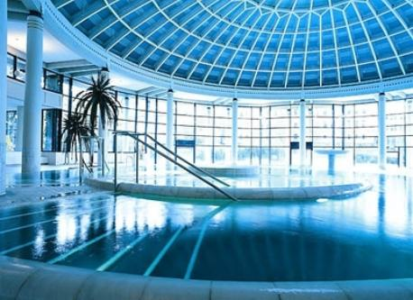 Caracalla Spa baths in Baden-Baden