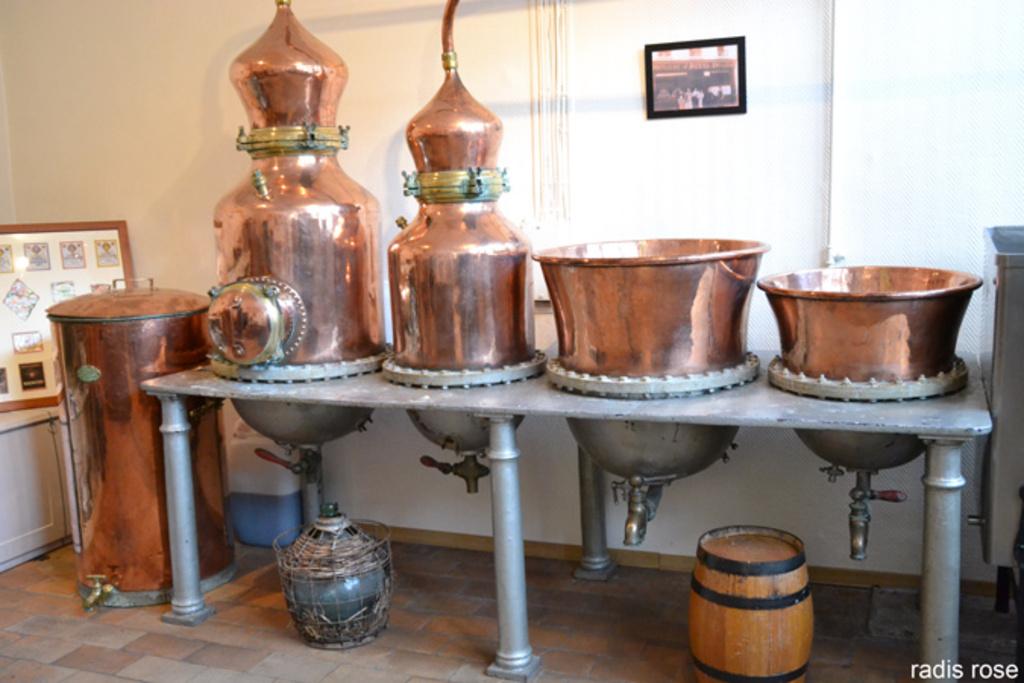 Poissy Distillery
