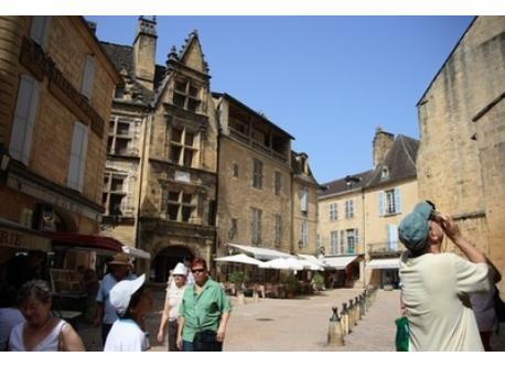 Petits villages de Dordogne