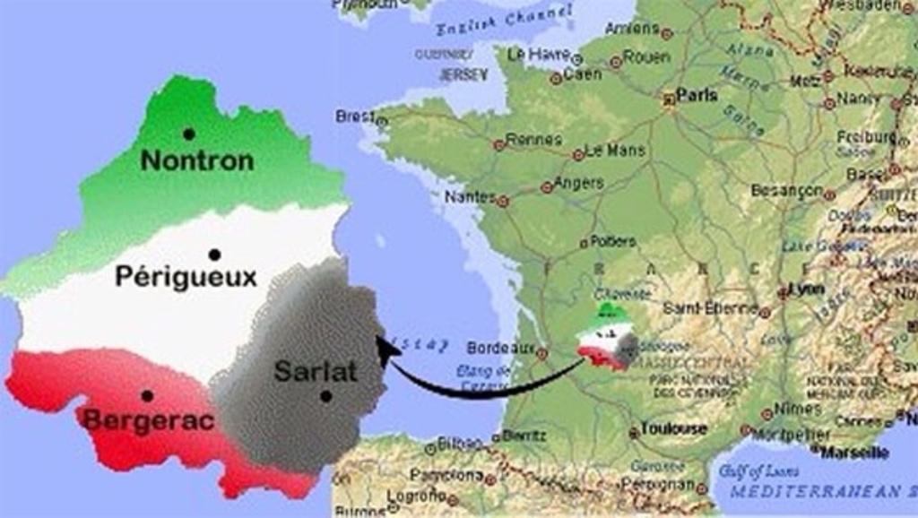 Situation géographique.