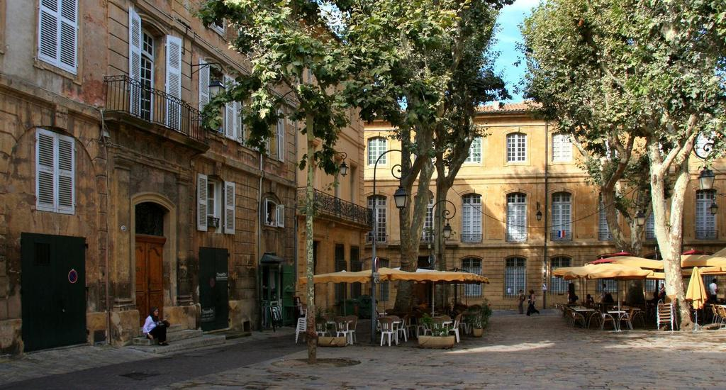 Aix-en-Provence, 30 mn from home