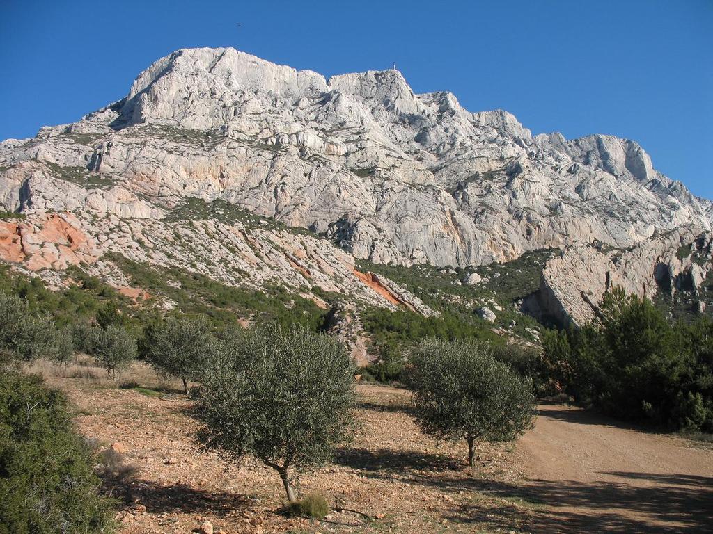 Montagne Sainte-Victoire, near Aix-en-Provence