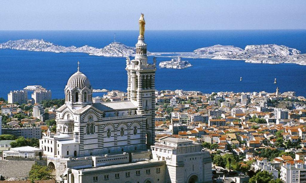 Marseille, Notre-Dame-de-la-Garde