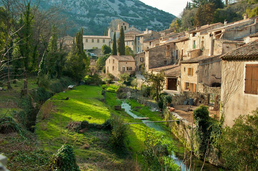 Village médiéval de Saint Guilhem le Désert