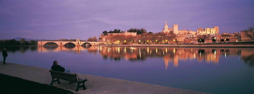 Avignon - Patrimoine Unesco (à 1 heure de la maison)