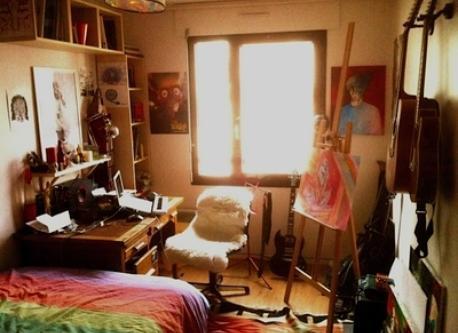 Chambre de Gaspard