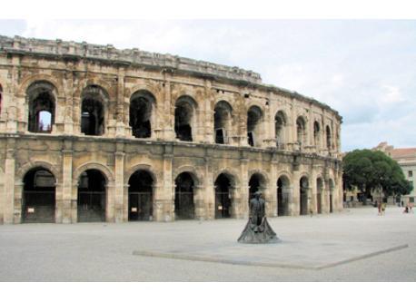 roman arena Nimes