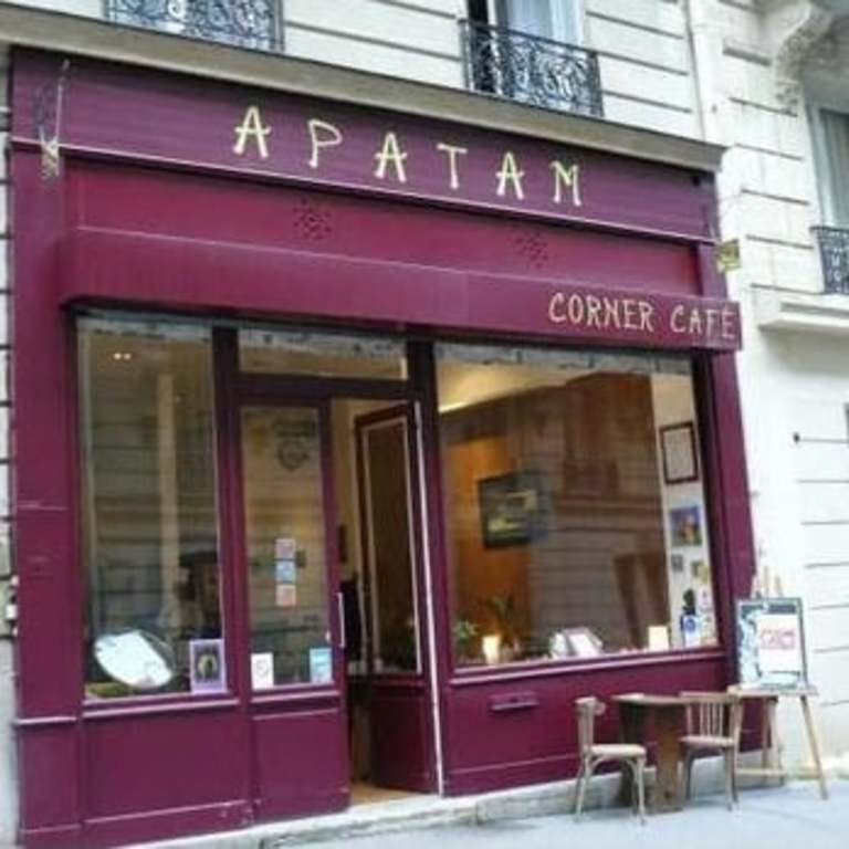 Apatam, one of our favorite local restaurants