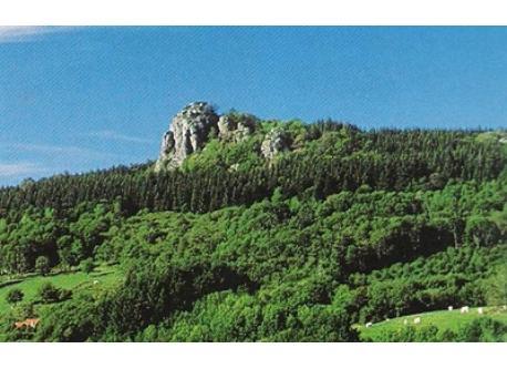 Rocher Saint Vincent en Montagne Bourbonnaise à 35 min