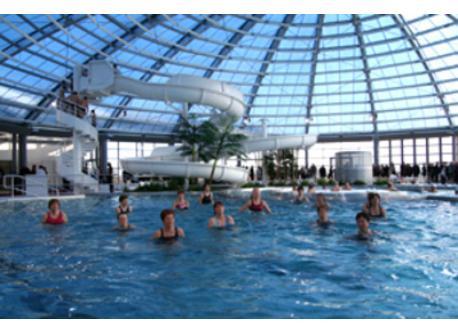 piscine de Vichy à 15 min